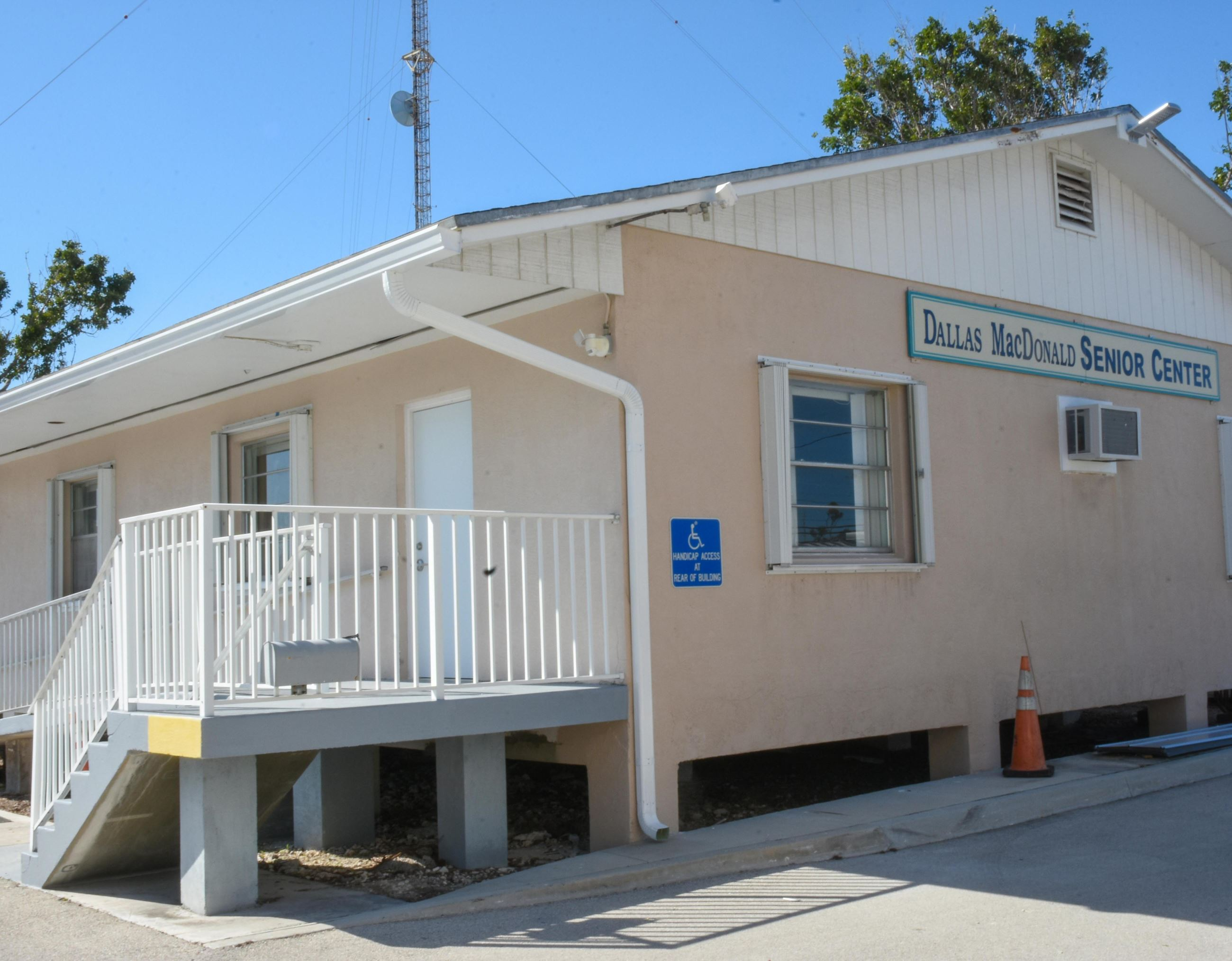 Big Pine Key Senior Center LR 2