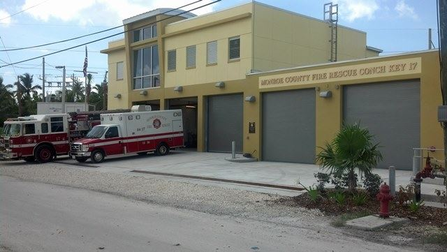 Conch Key Fire Station 1