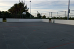 Roller Hockey Rink / Basketball Court